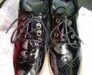 Новые броги оксфорды ботинки