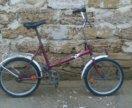 Ретро велосипед Десна
