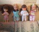 Куклы пупсы для девочек барби