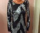 Новое Вечернее платье в пайетках фирмы Kiki Riki