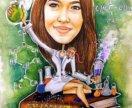 Рисую портреты, карикатуры, иллюстрации по фото