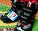 Новые!!! Ботинки демисезонные