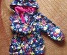 Куртка ветровка р. 80 Sweet Berry