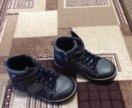 Кожаные ботинки 30р-о