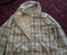 Куртка демисезонная L