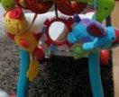Игрушки дуга на коляску