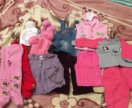 Два пакета одежды