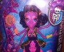 Новая кукла монстер хай.