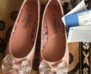 Новые балетки,32 размер