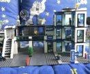 Lego полицейский участок