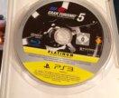 """Продам игру от PS3 """"Gran Turismo5"""""""