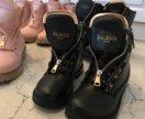 Ботинки , сапоги Balmain
