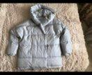 Зимняя куртка, очень тёплая.