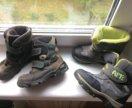 Осенние ботинки 27, 28 размер