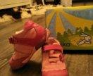 Детские ботинки для девочки