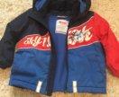 Куртка , для мальчика 86 размер(1,5-2года)