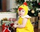 Костюмчик новогодний цыпленок