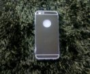 Чехол зеркальный на айфон 6-6s