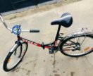Складной велосипед Stels 710 24колёса