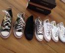 Новые кеды конверсы Converse обувь подарок