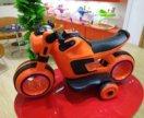 Детский электрический мотоцикл,электромобиль