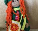 Куколка Осения( ручной работы)