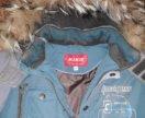Kiko зимний комплект(комбез+куртка пуховик)