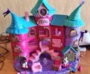 Игрушка замок дом