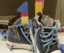 Кеды типа Converse 14 см