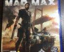 Продам игру Mad Max PS4 б/у