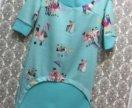Новая туника - платье