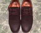 Ботинки мужские коричневые 42 размер