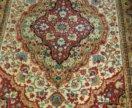 Шерстяной новый ковёр