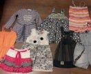 Пакет вещей на девочку (92 размер)