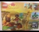 Lego Duplo Safari Лего Дупло Сафари