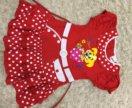 Пакет платьев на девочку рост 98-110