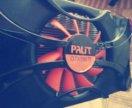 Видеокарта Palit GTX 550ti