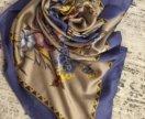 Шикарный платок шёлк
