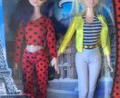 Набор кукол из м/ф «Леди Баг» новый