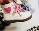 Обувь для девочки 23-25