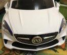 Электромобиль Mercedes новый