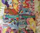 Журналы My Little Pony Мой Маленький Пони