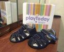 Сандалии босоножки play today обувь постельке 14,5