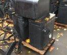 Топливный бак 210л Урал с кронштейнами