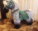 Детская лошадка-качалка