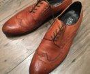 Ботинки Grand Gudini 43 размер натуральная кожа