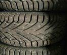 14 радиус, практически новые шины