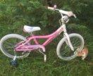 Детский велосипед 5-9 лет.