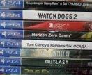 Продажа дисков PS4