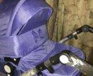 Новая зимняя коляска 2в1 Барс